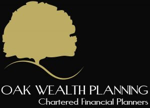 Logo for Oak Wealth Planning Chartered Financial Planners