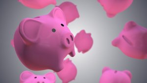 Picture of piggy banks Oak Wealth Planning Retirement Planning